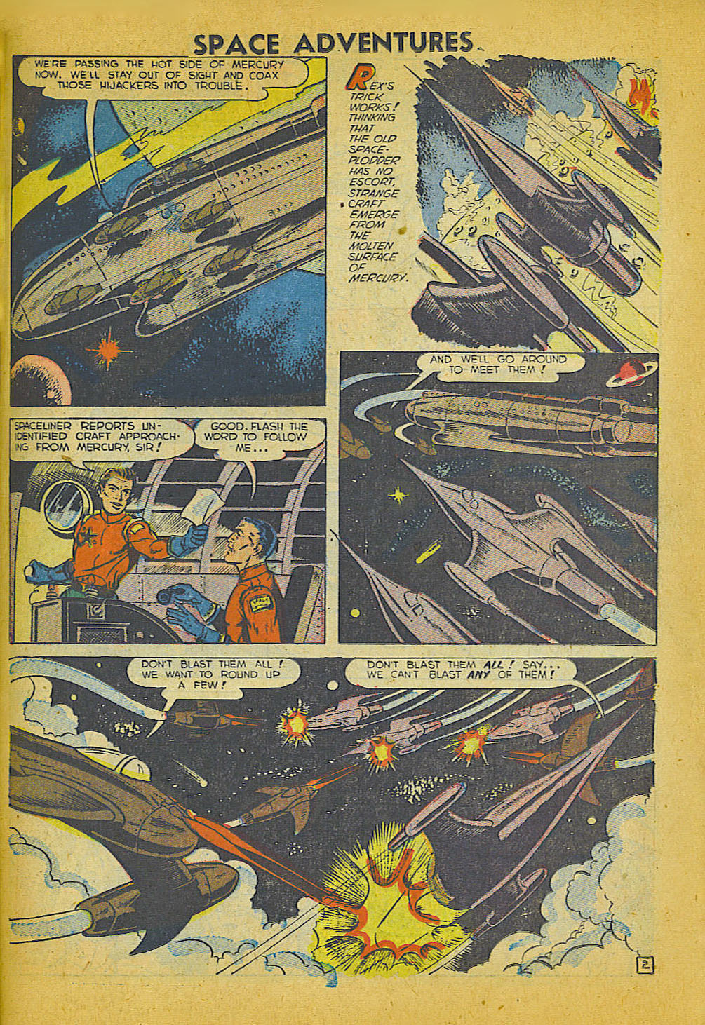 Space Adventures (1952) issue 3 - Page 20