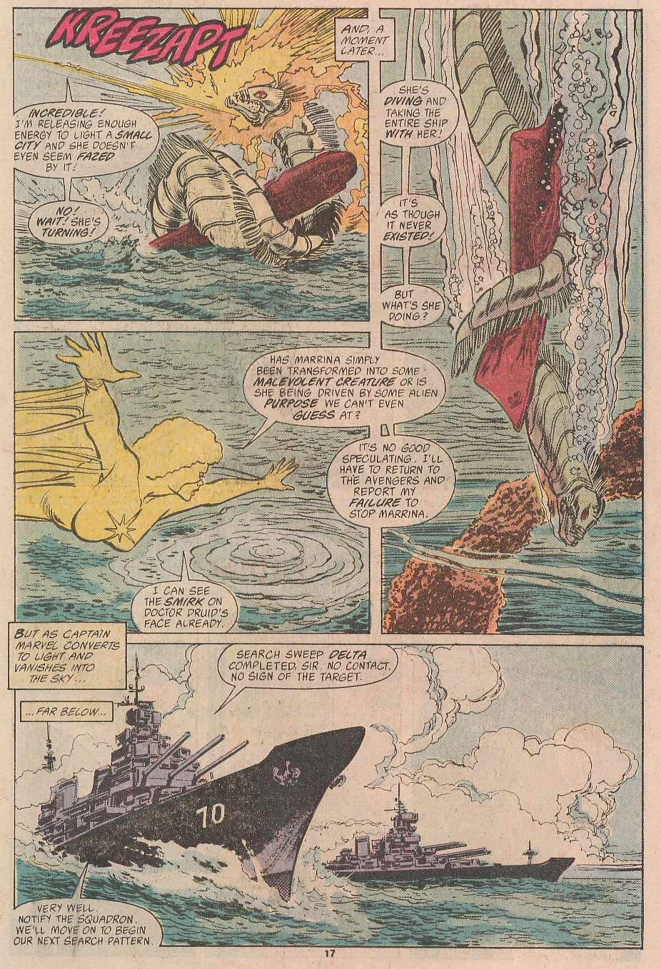 The Avengers (1963) 292 Page 13