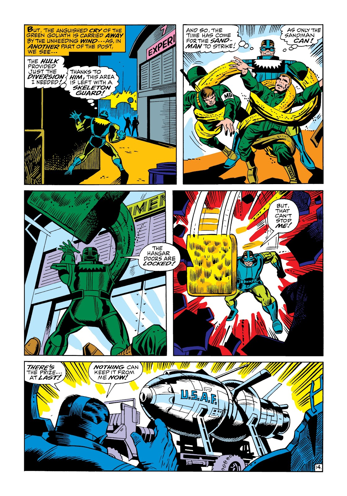 Read online Marvel Masterworks: The Incredible Hulk comic -  Issue # TPB 5 (Part 1) - 62