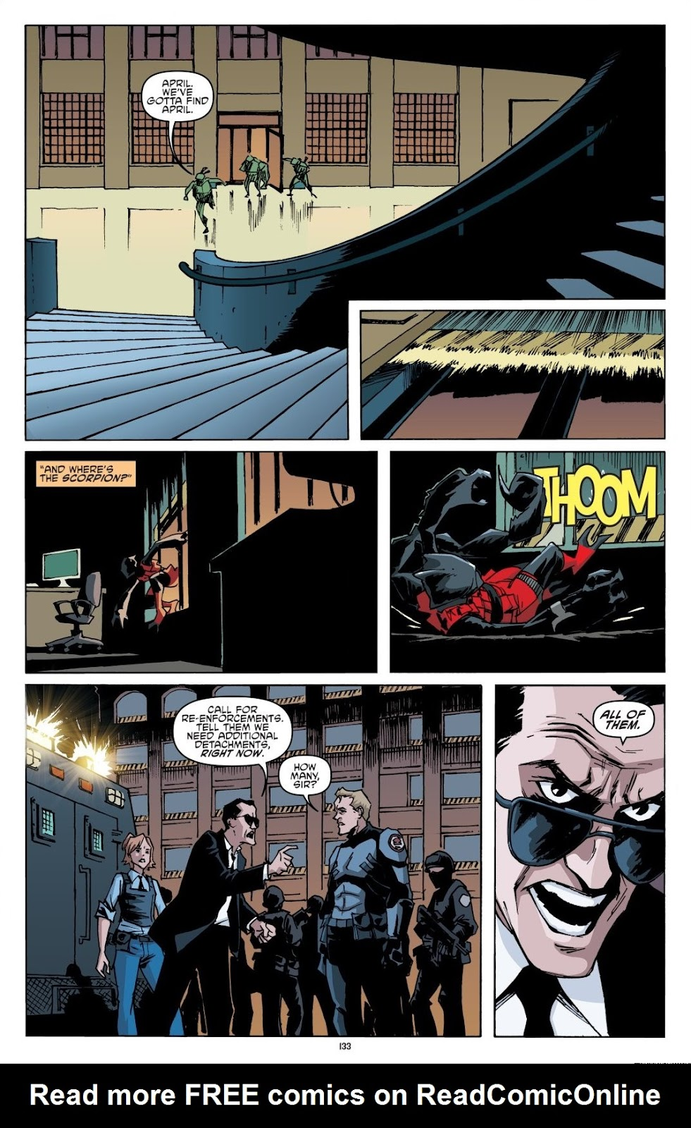 Read online Teenage Mutant Ninja Turtles: The IDW Collection comic -  Issue # TPB 8 (Part 2) - 32