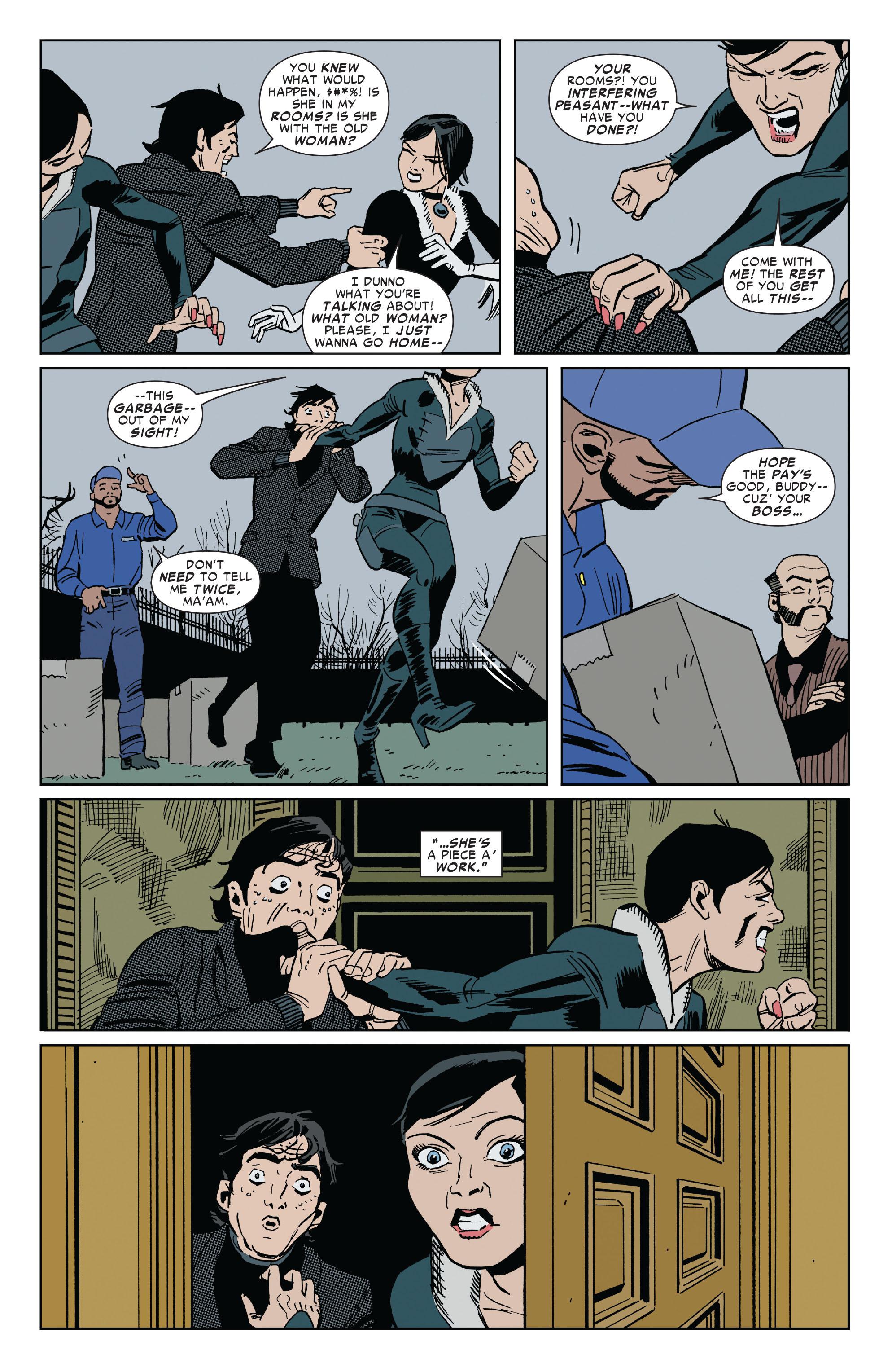 Read online Amazing Spider-Man Presents: Black Cat comic -  Issue #4 - 8