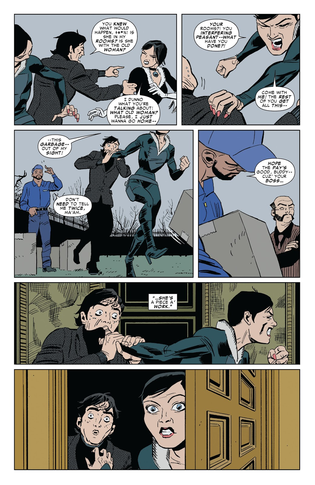 Amazing Spider-Man Presents: Black Cat Issue #4 #4 - English 8
