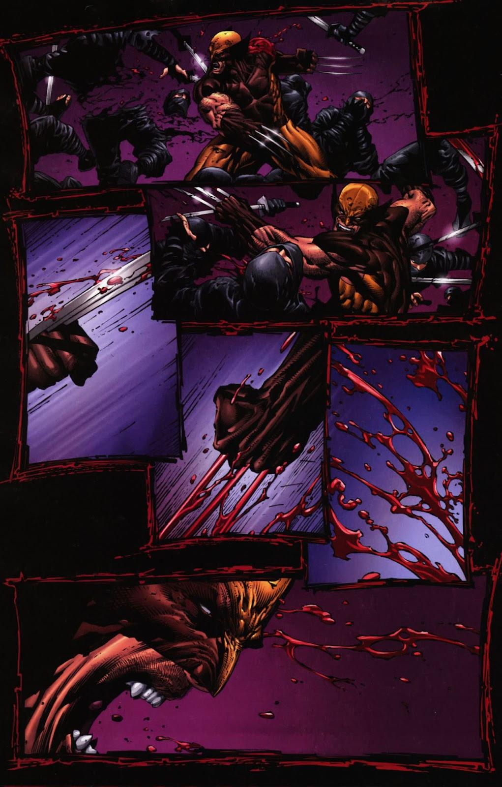 Read online Wolverine (2003) comic -  Issue #900 - 11
