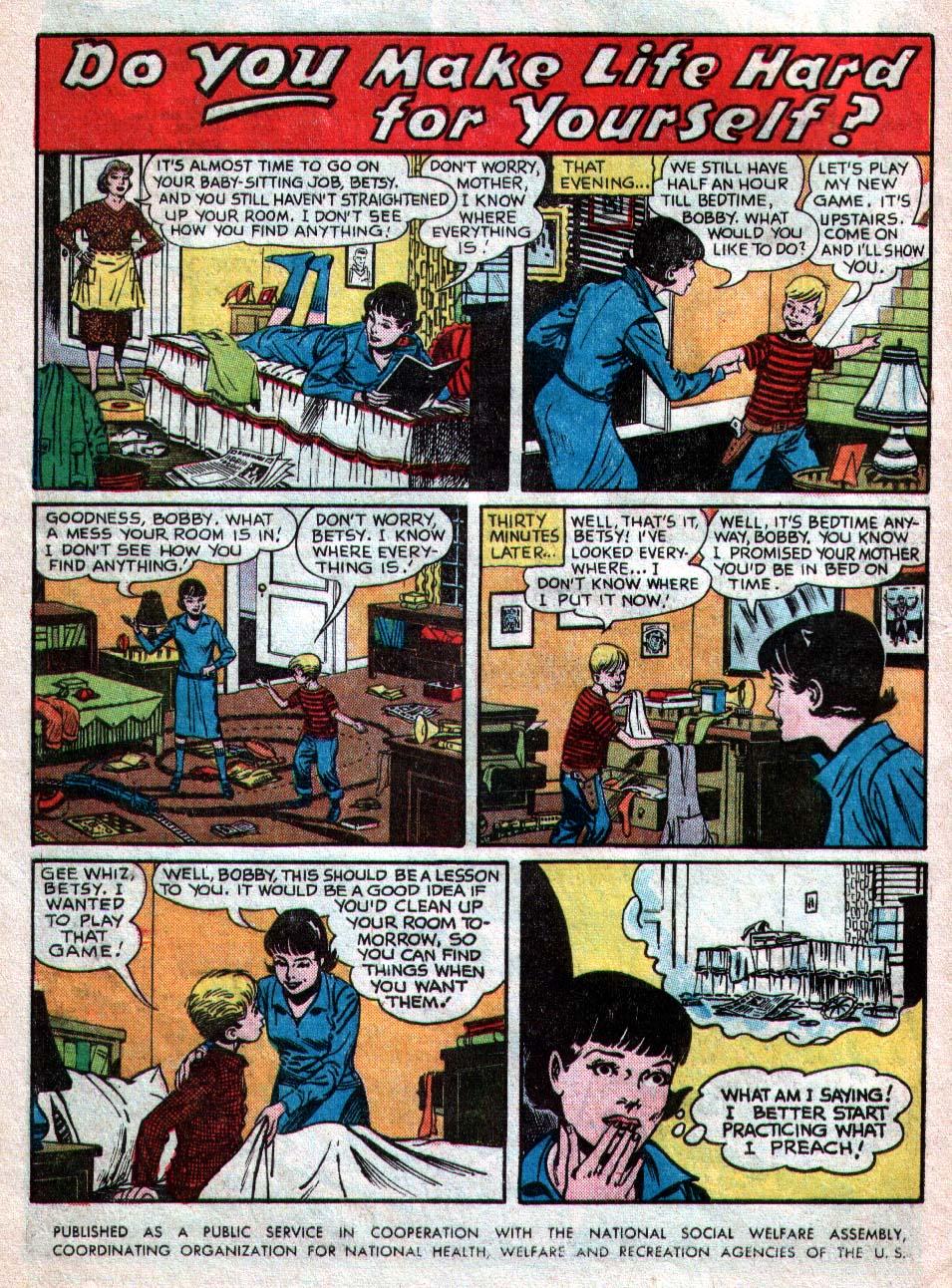 Read online Adventure Comics (1938) comic -  Issue #260 - 16