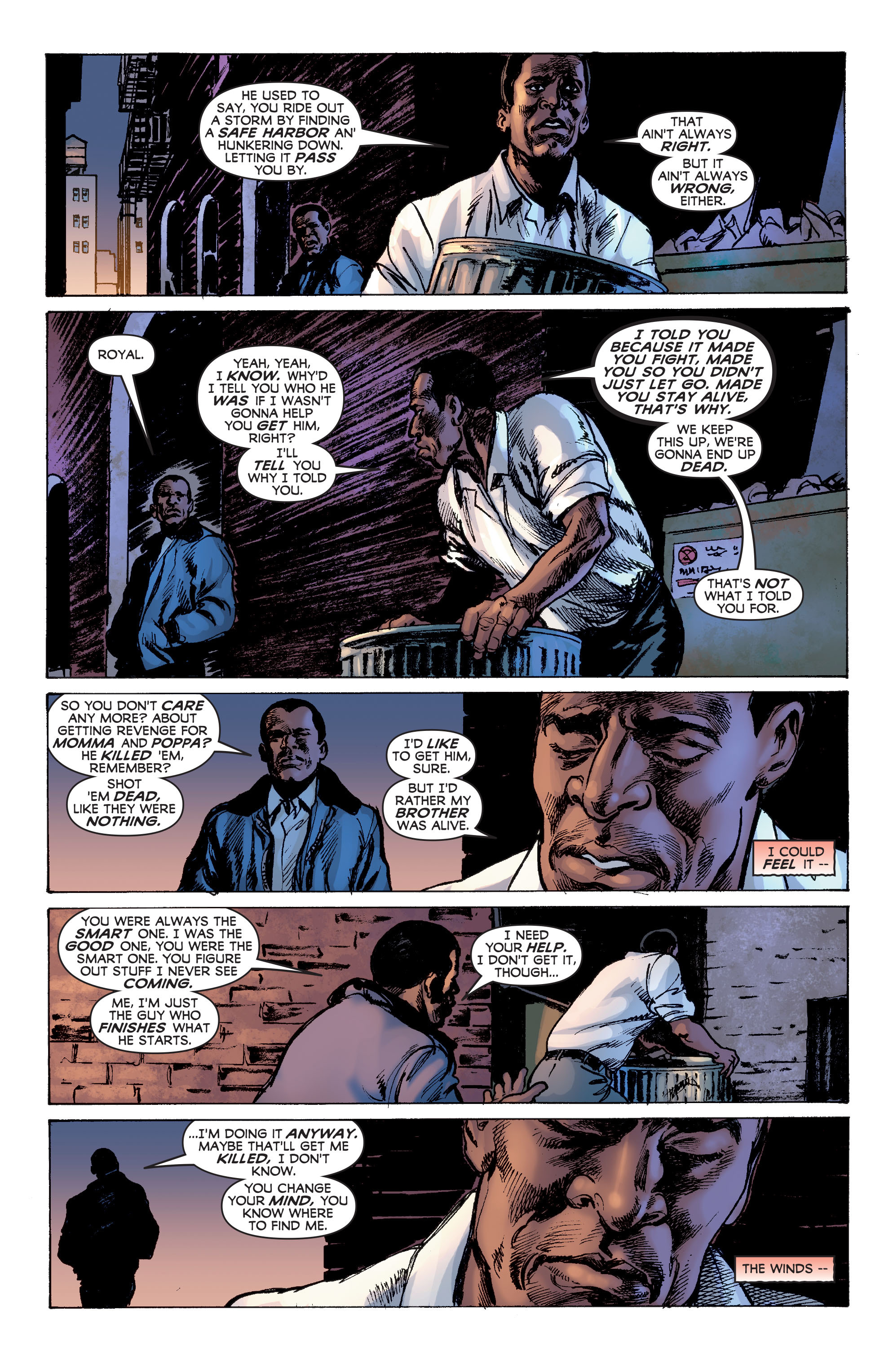 Read online Astro City: Dark Age/Book Three comic -  Issue #2 - 22
