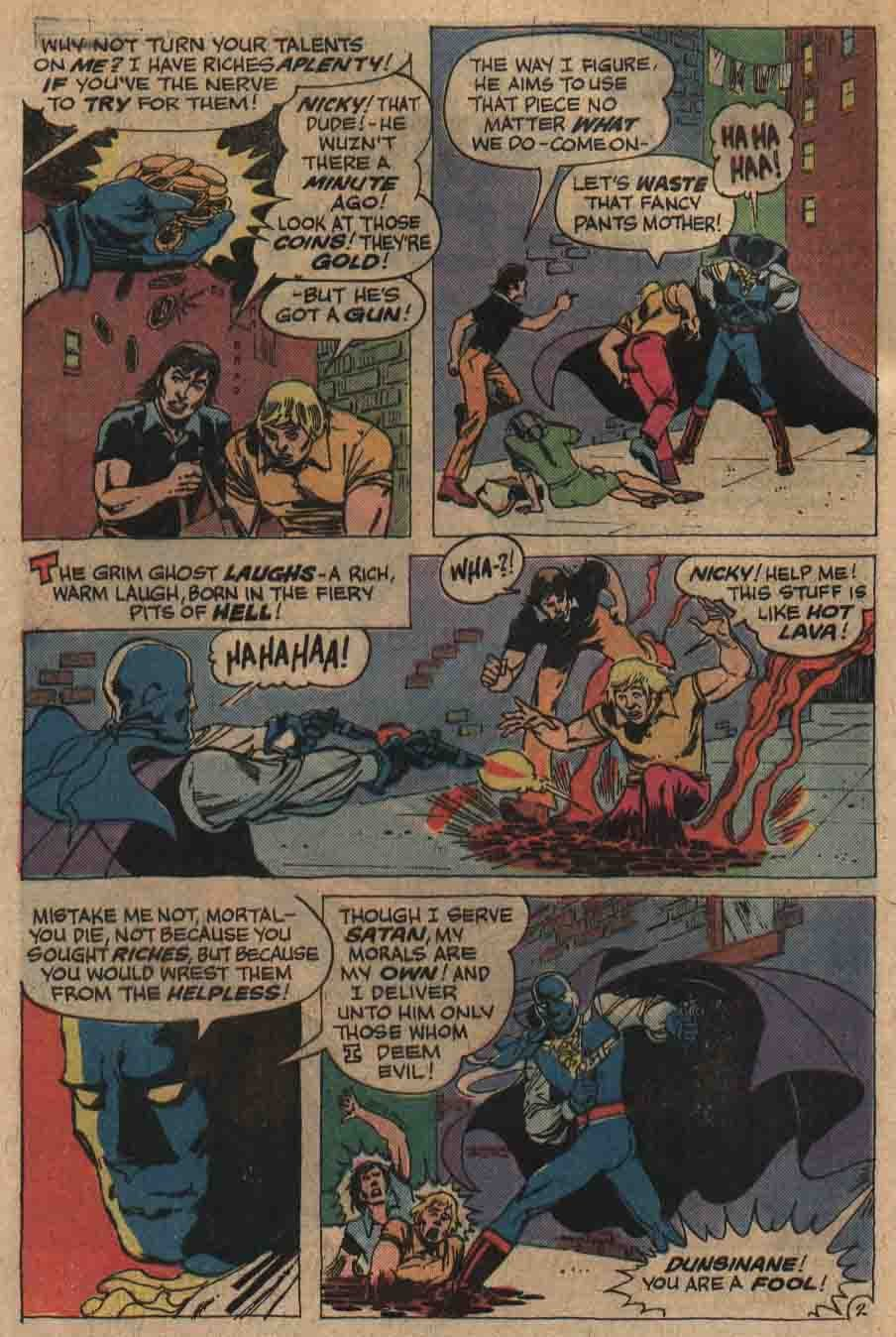 The Grim Ghost (1975) issue 3 - Page 3