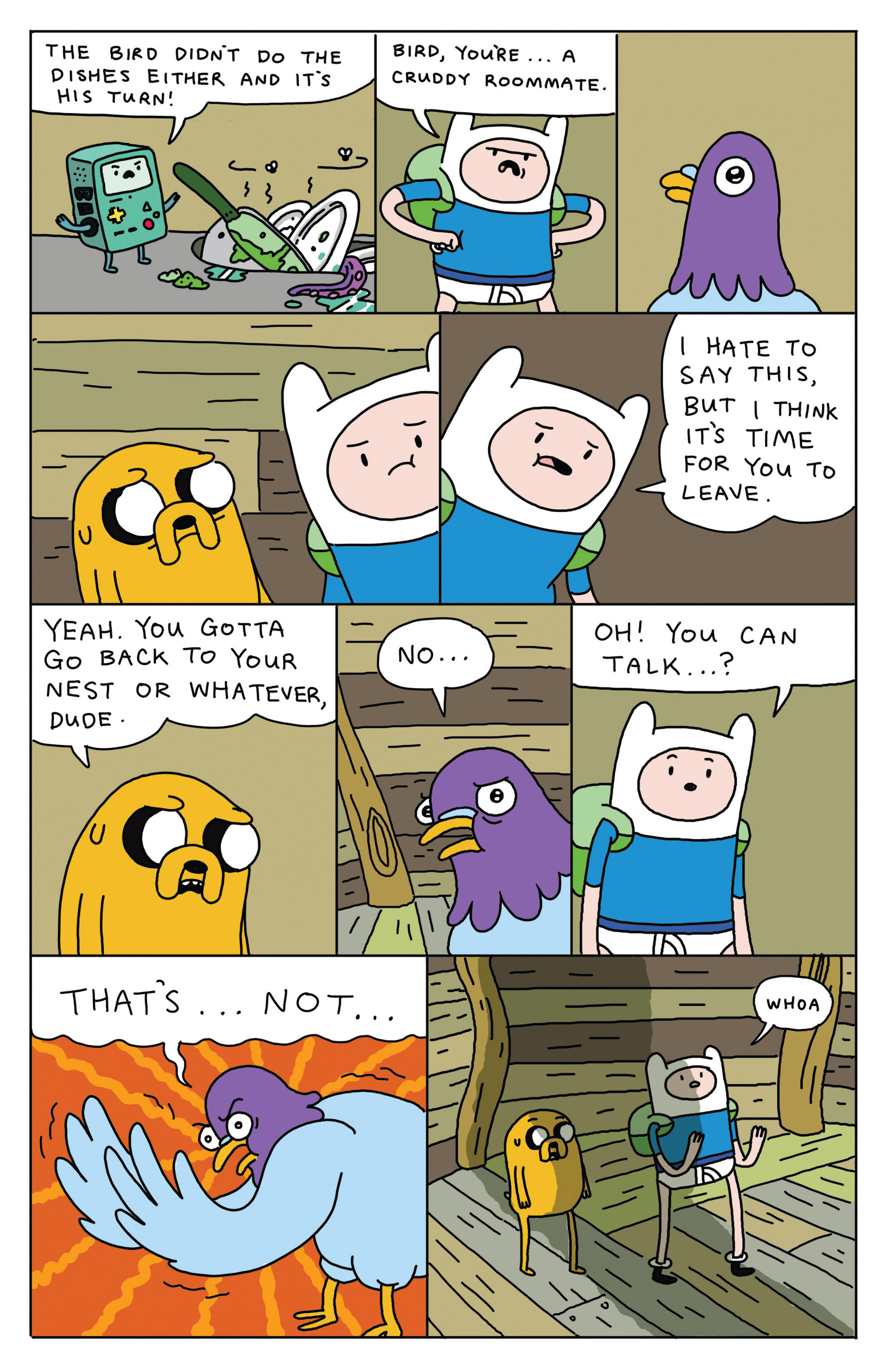 Read online Adventure Time 2013 Summer Special comic -  Issue #Adventure Time 2013 Summer Special Full - 15