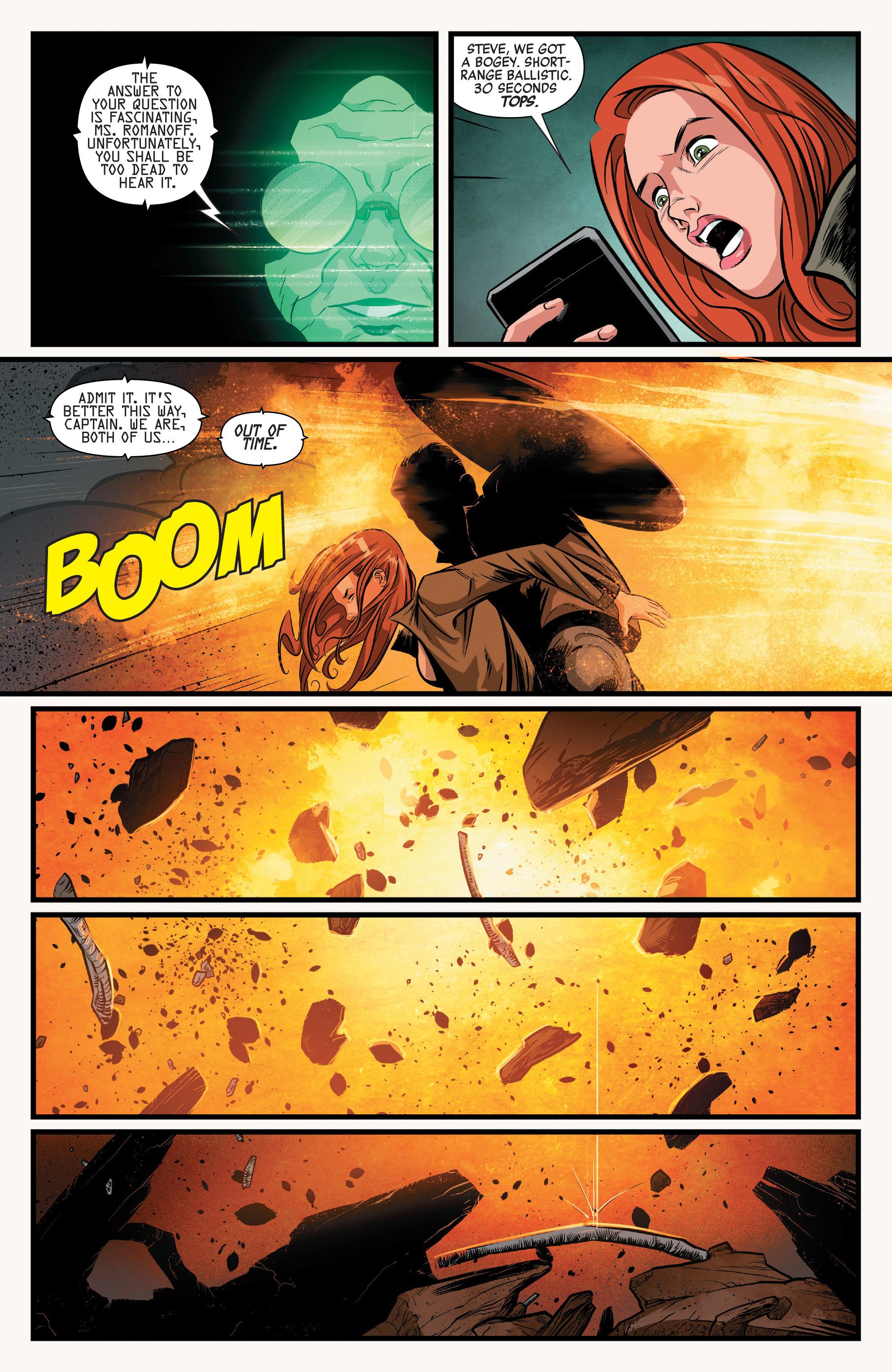 Read online Captain America: Civil War Prelude comic -  Issue #4 - 4