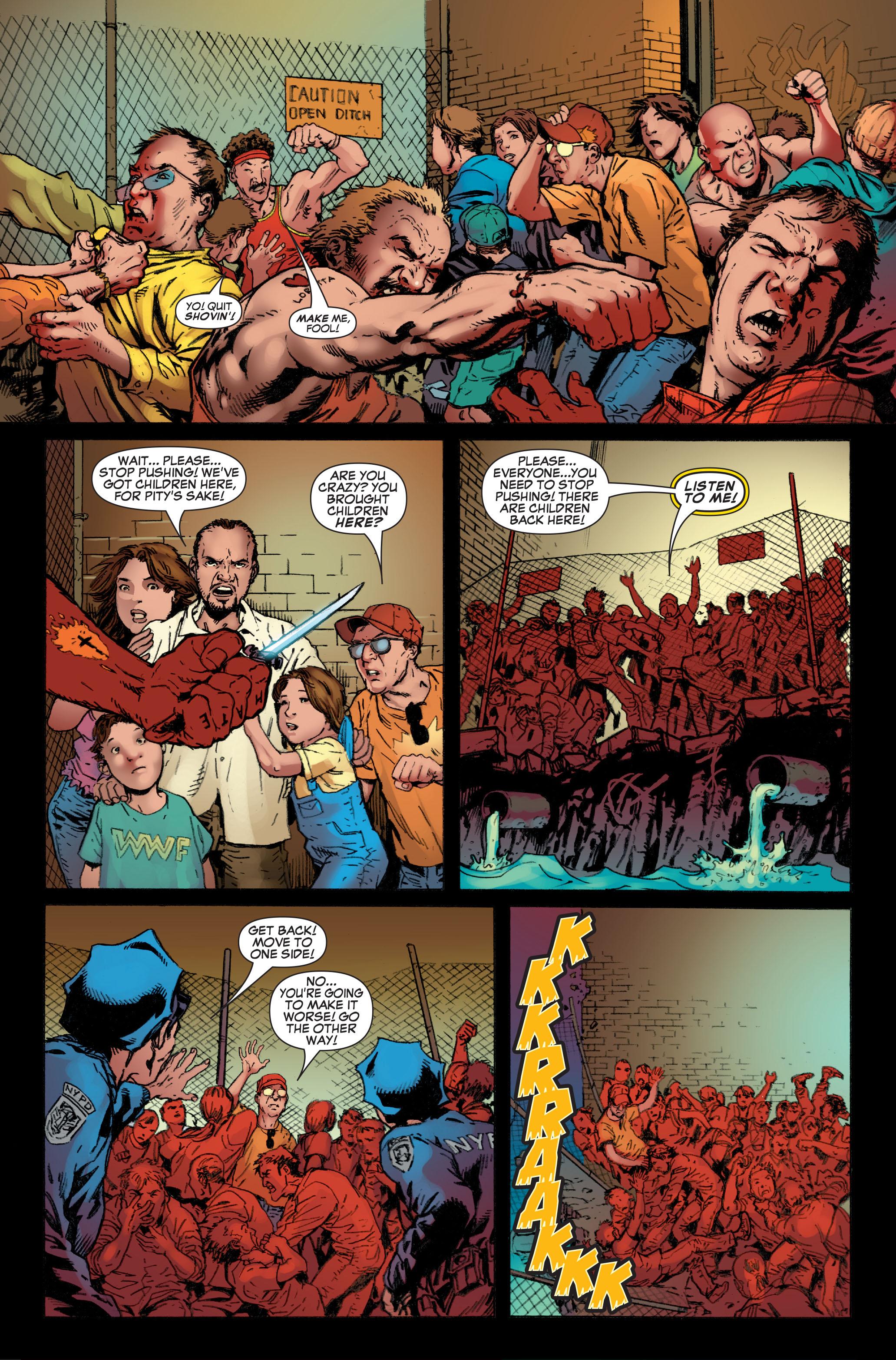 Read online World War Hulk: Front Line comic -  Issue #5 - 10