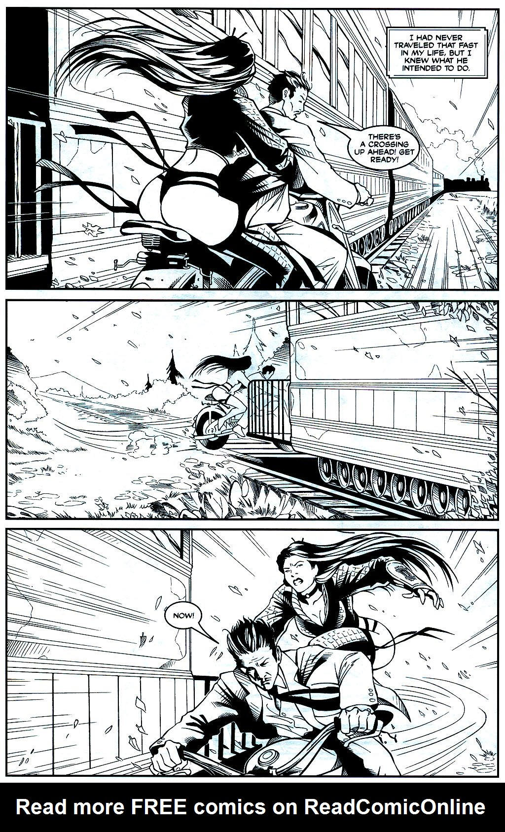 Read online Shi: Sempo comic -  Issue #1 - 15