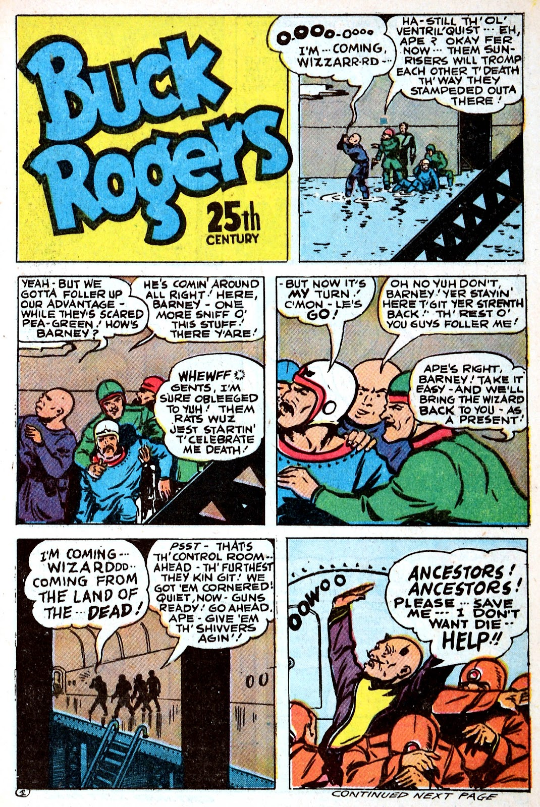 Read online Famous Funnies comic -  Issue #139 - 5
