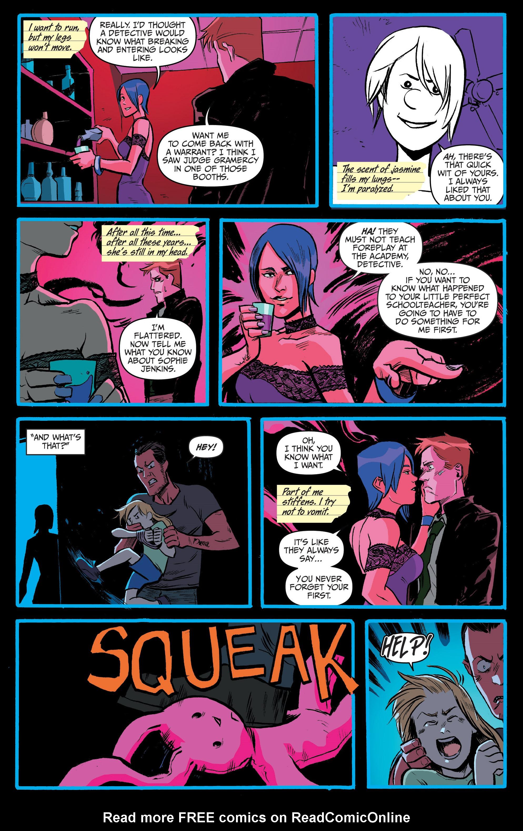 Read online Spencer & Locke comic -  Issue #2 - 14