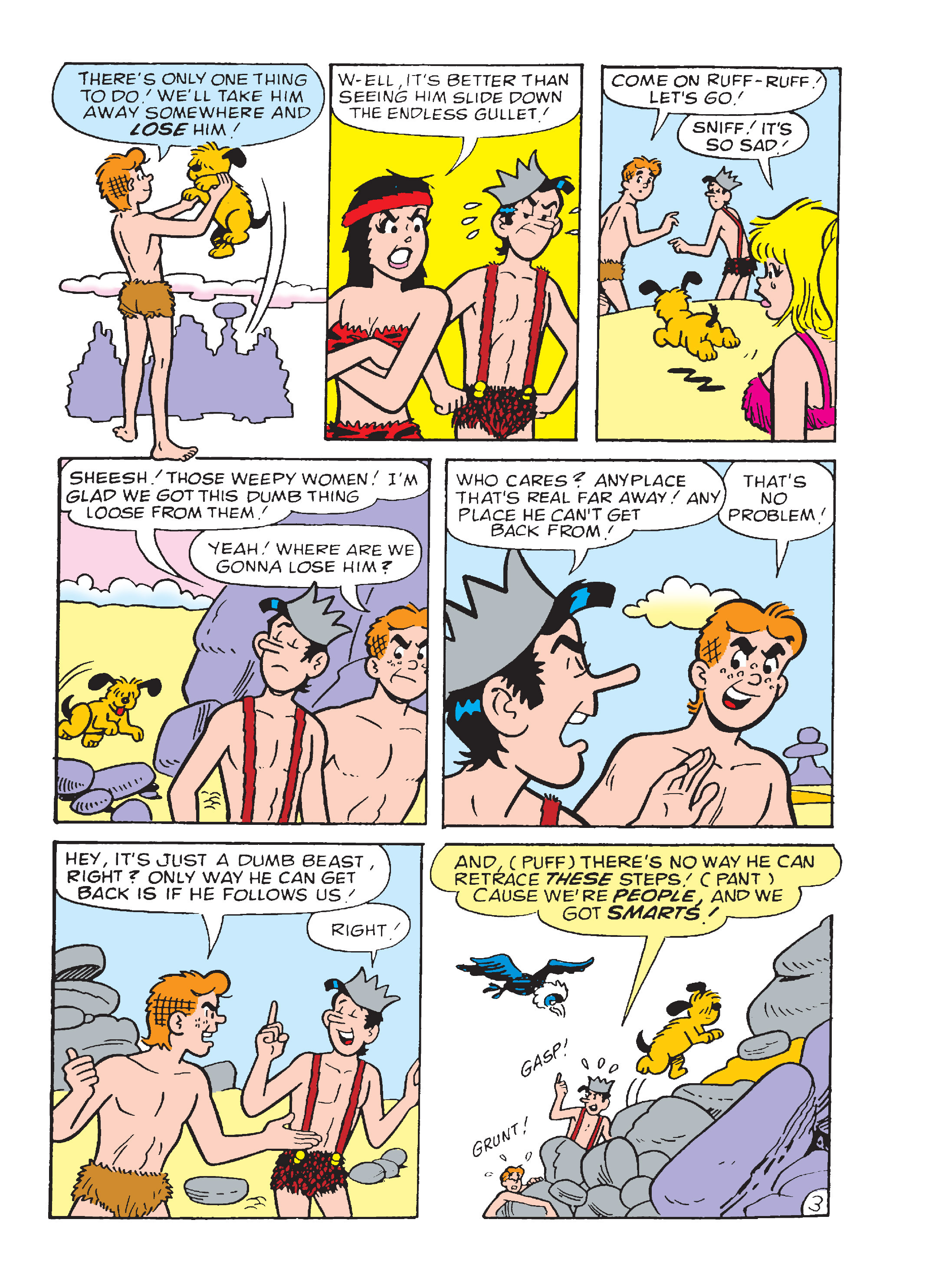 Read online World of Archie Double Digest comic -  Issue #55 - 232