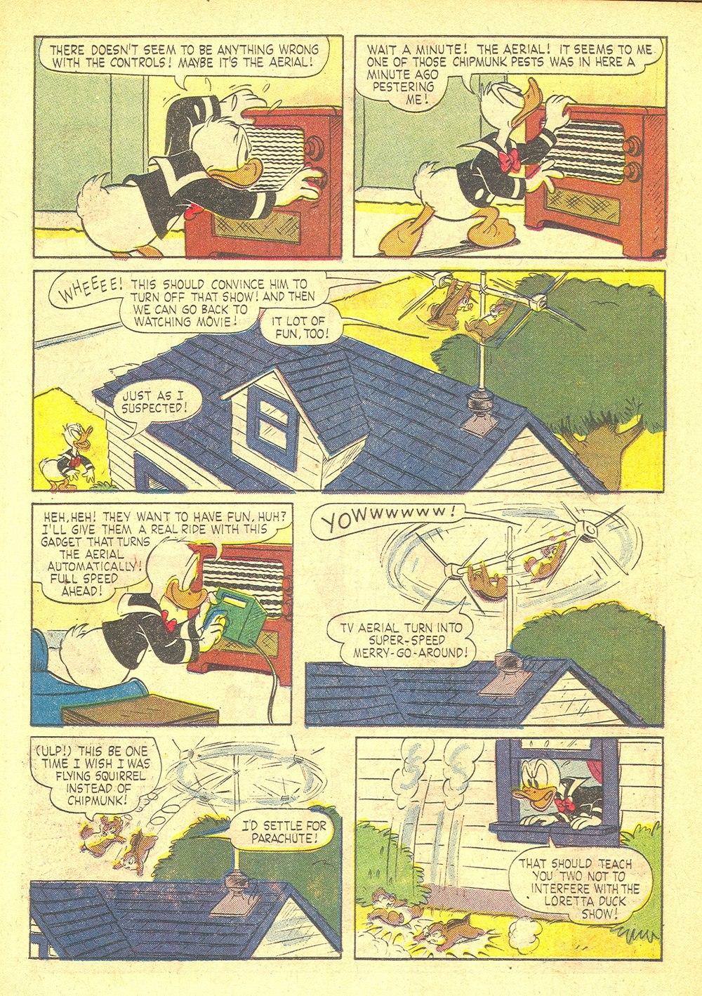Walt Disneys Chip N Dale issue 25 - Page 11