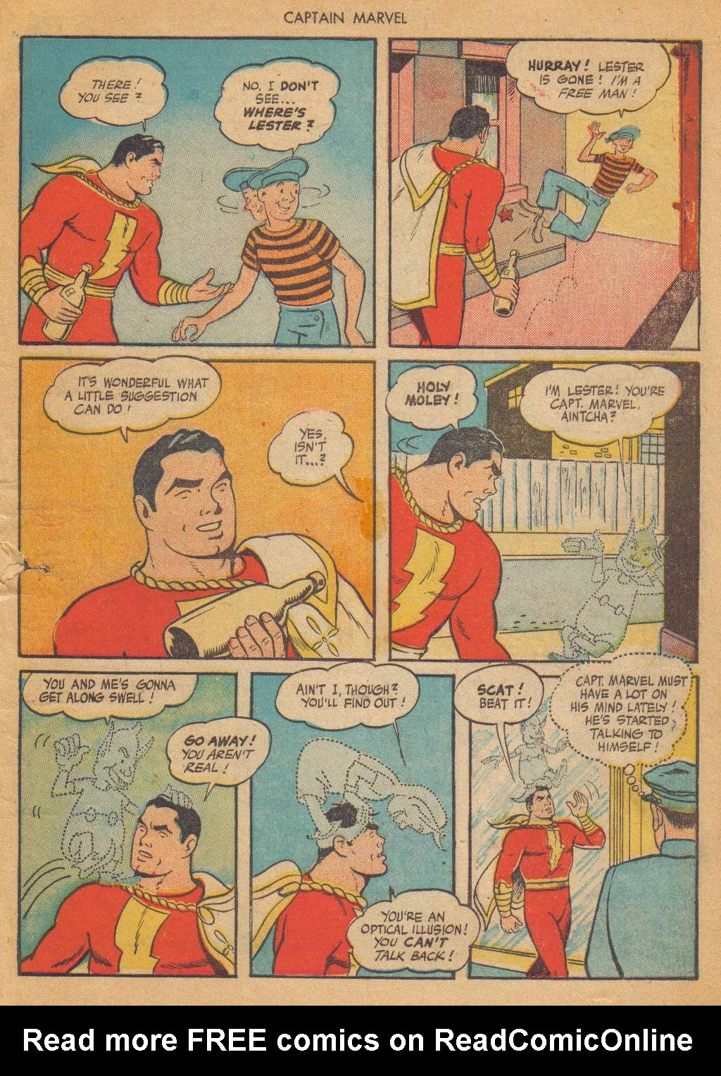 Captain Marvel Adventures issue 64 - Page 7