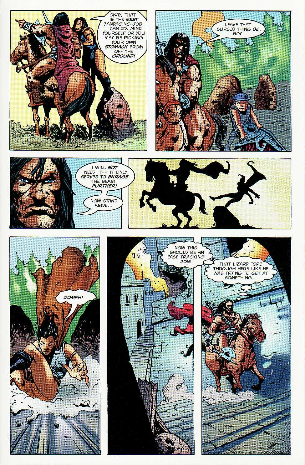 Read online Conan: Return of Styrm comic -  Issue #3 - 16