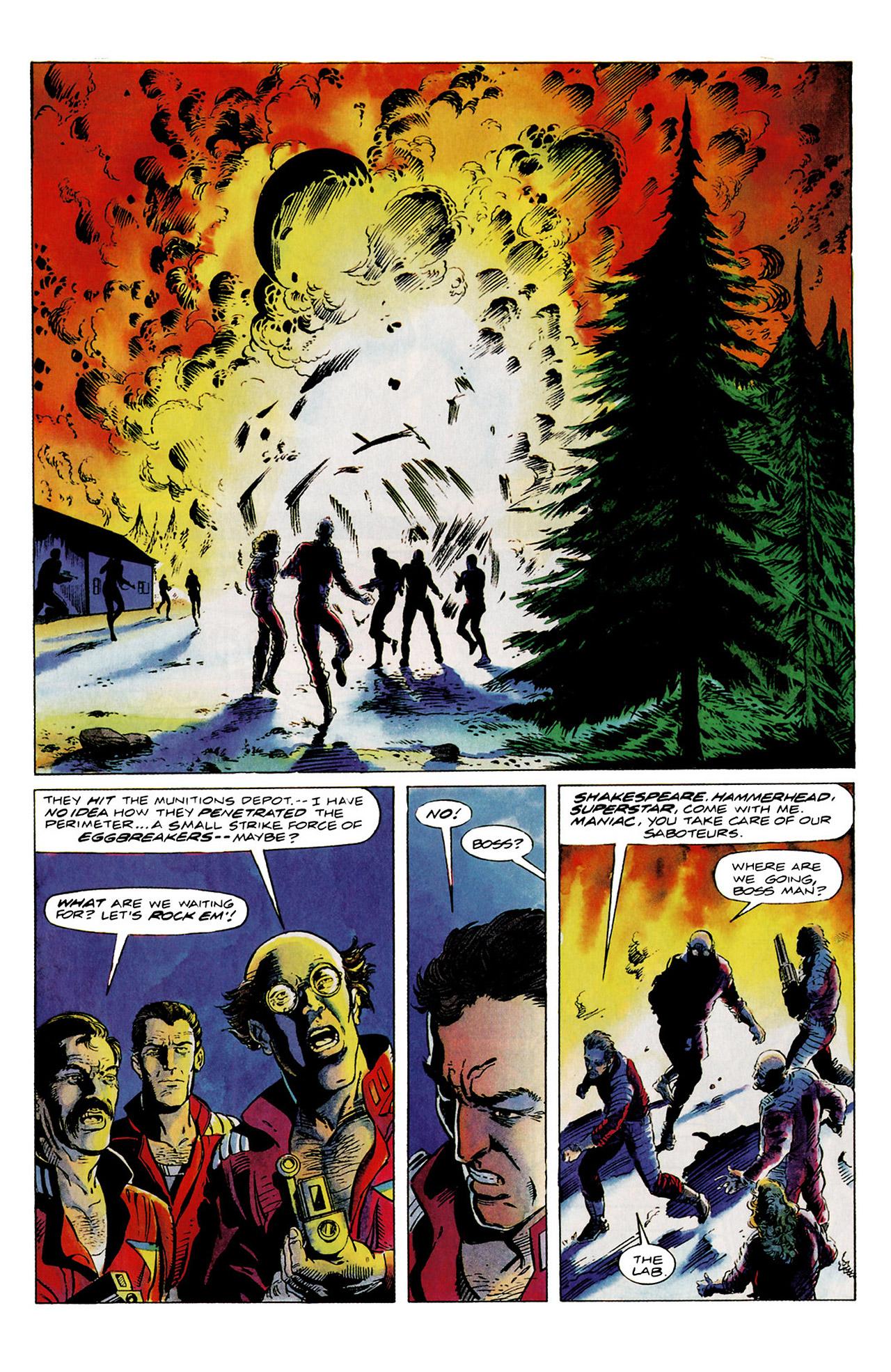 Read online Harbinger (1992) comic -  Issue #11 - 15