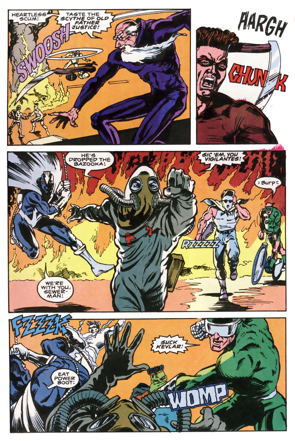 Read online Robocop (1990) comic -  Issue #10 - 17