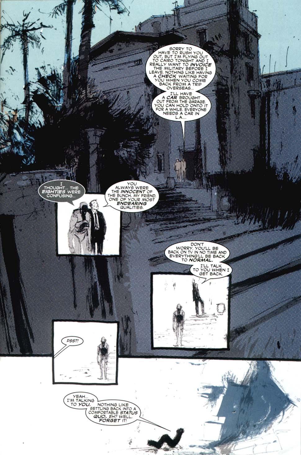 Read online Automatic Kafka comic -  Issue #8 - 23