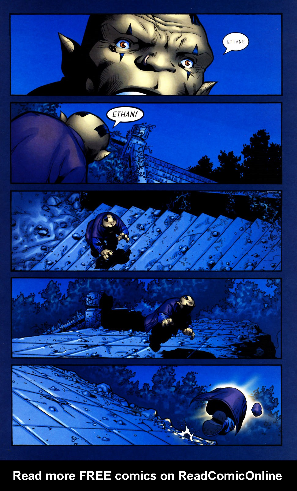 Read online Scion comic -  Issue #10 - 3