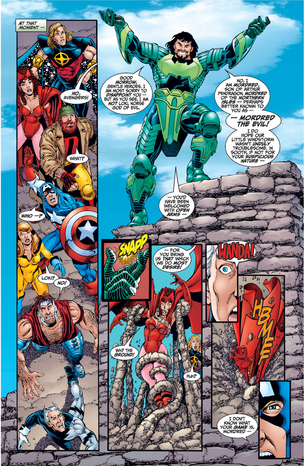 Avengers (1998) issue 1 - Page 31