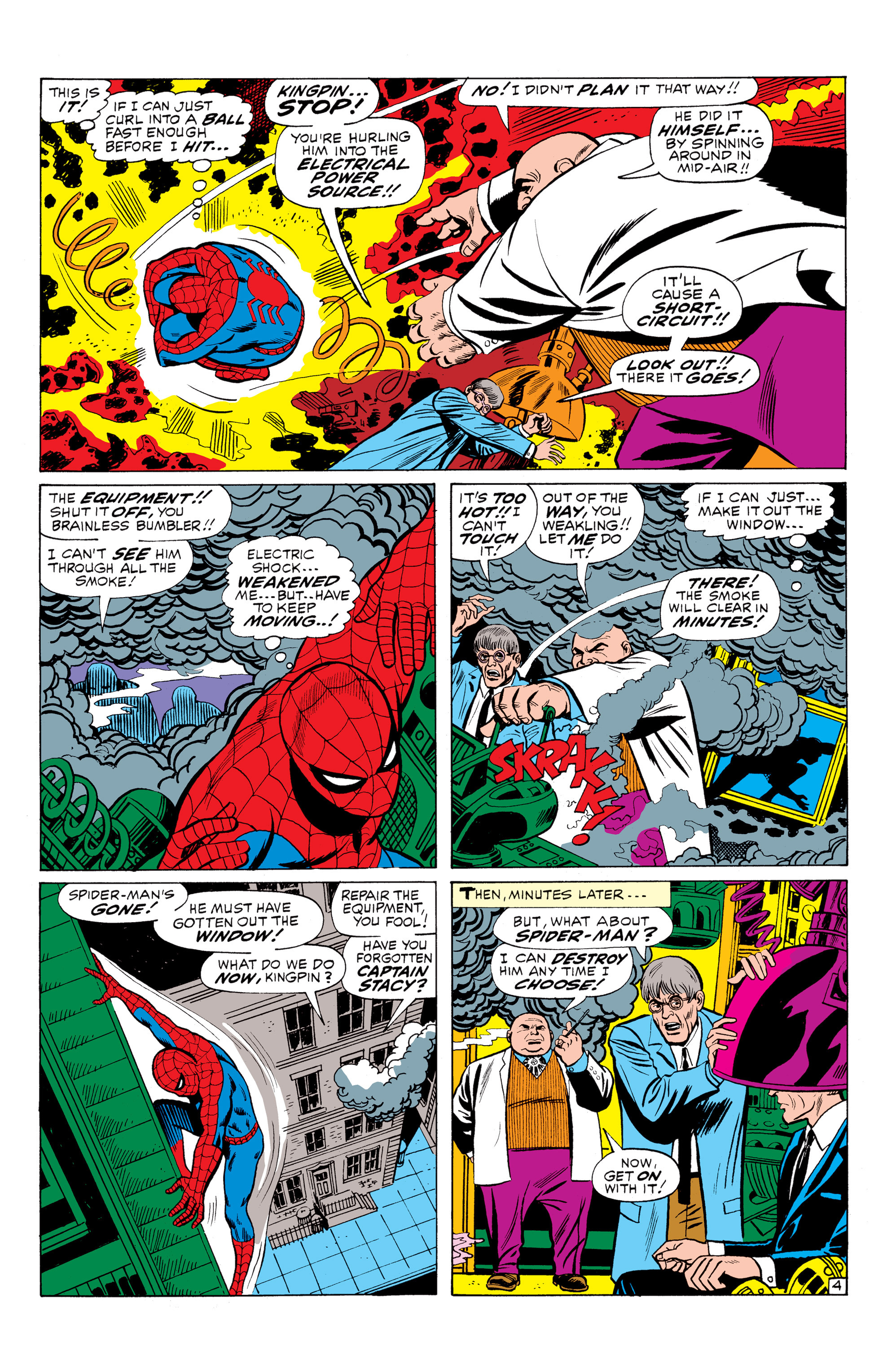 The Amazing Spider-Man (1963) 60 Page 4
