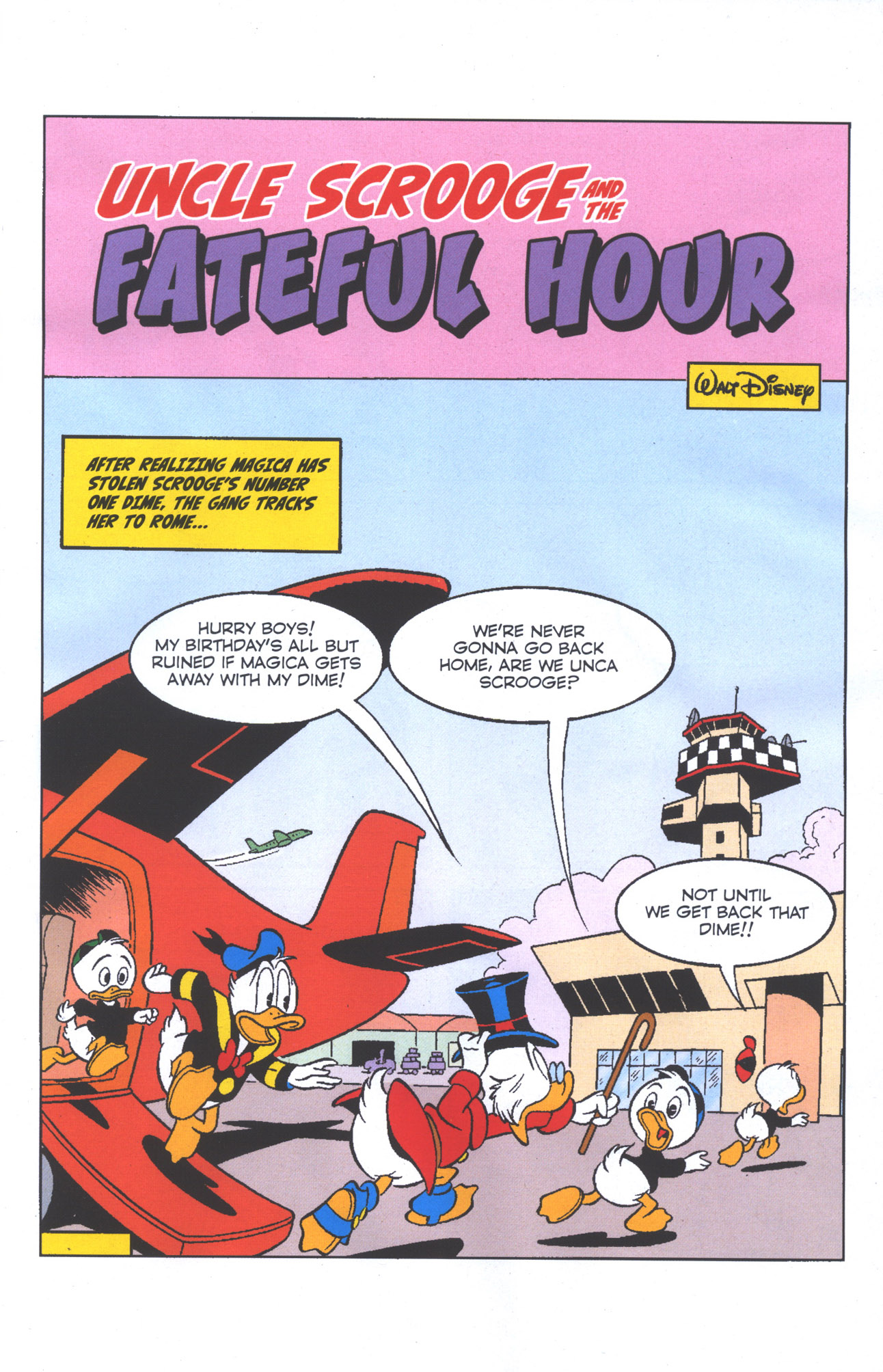 Read online Uncle Scrooge (1953) comic -  Issue #387 - 12