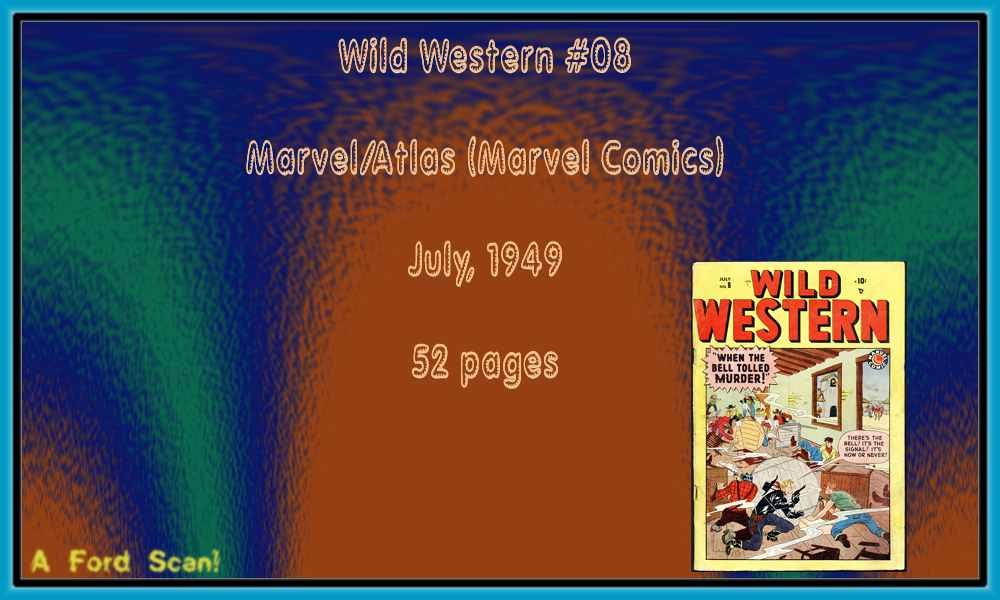 Wild Western 8 Page 1