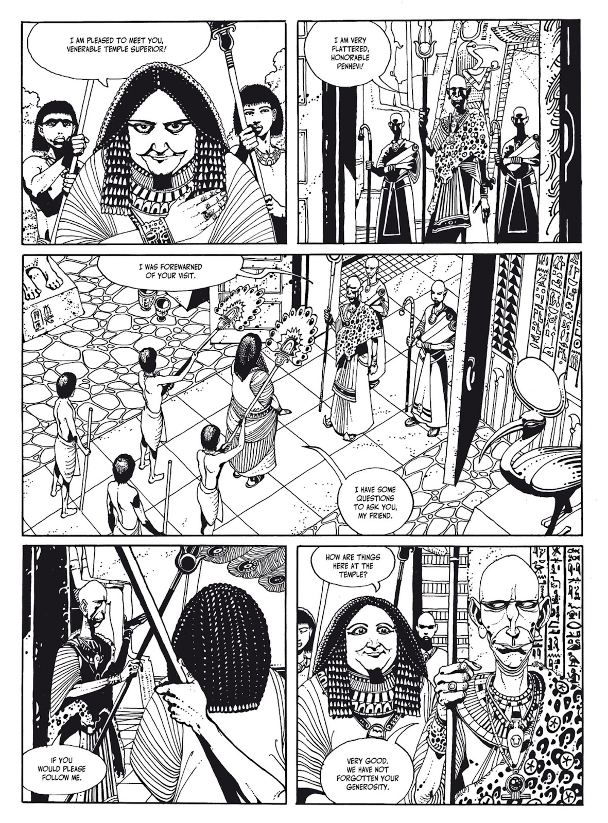Read online The Egyptian Princesses comic -  Issue # TPB 1 (Part 1) - 76