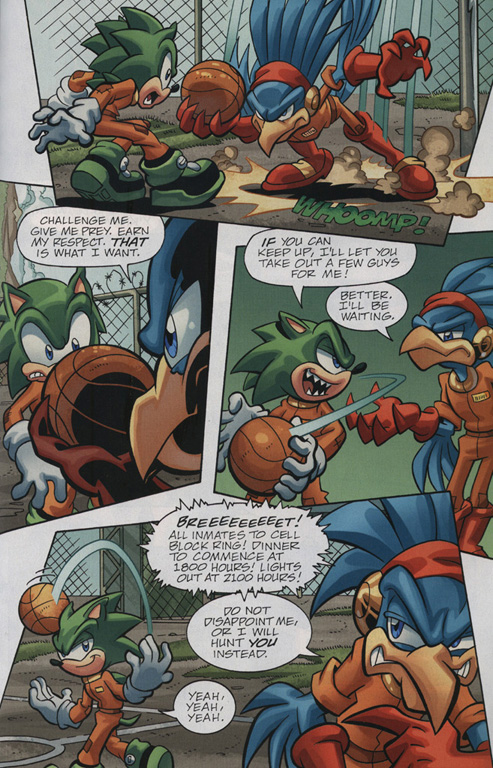Read online Sonic Universe comic -  Issue #30 - 21