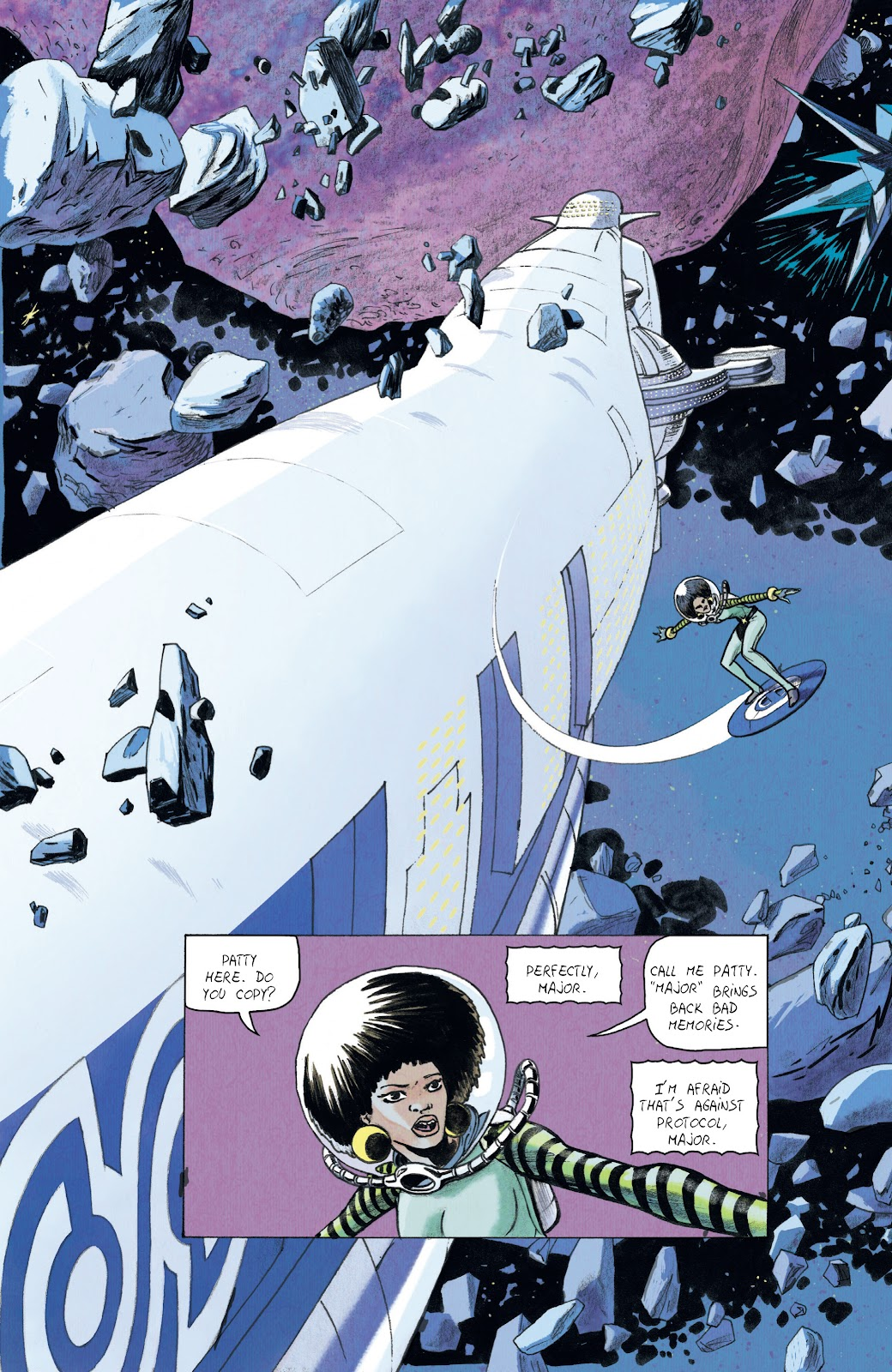Read online Infinity 8 comic -  Issue #10 - 16