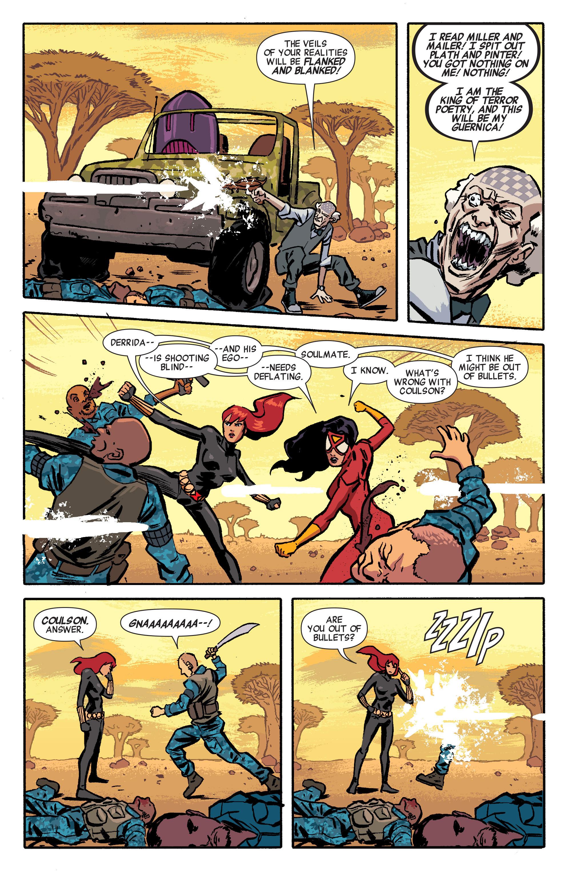Read online Secret Avengers (2014) comic -  Issue #3 - 8