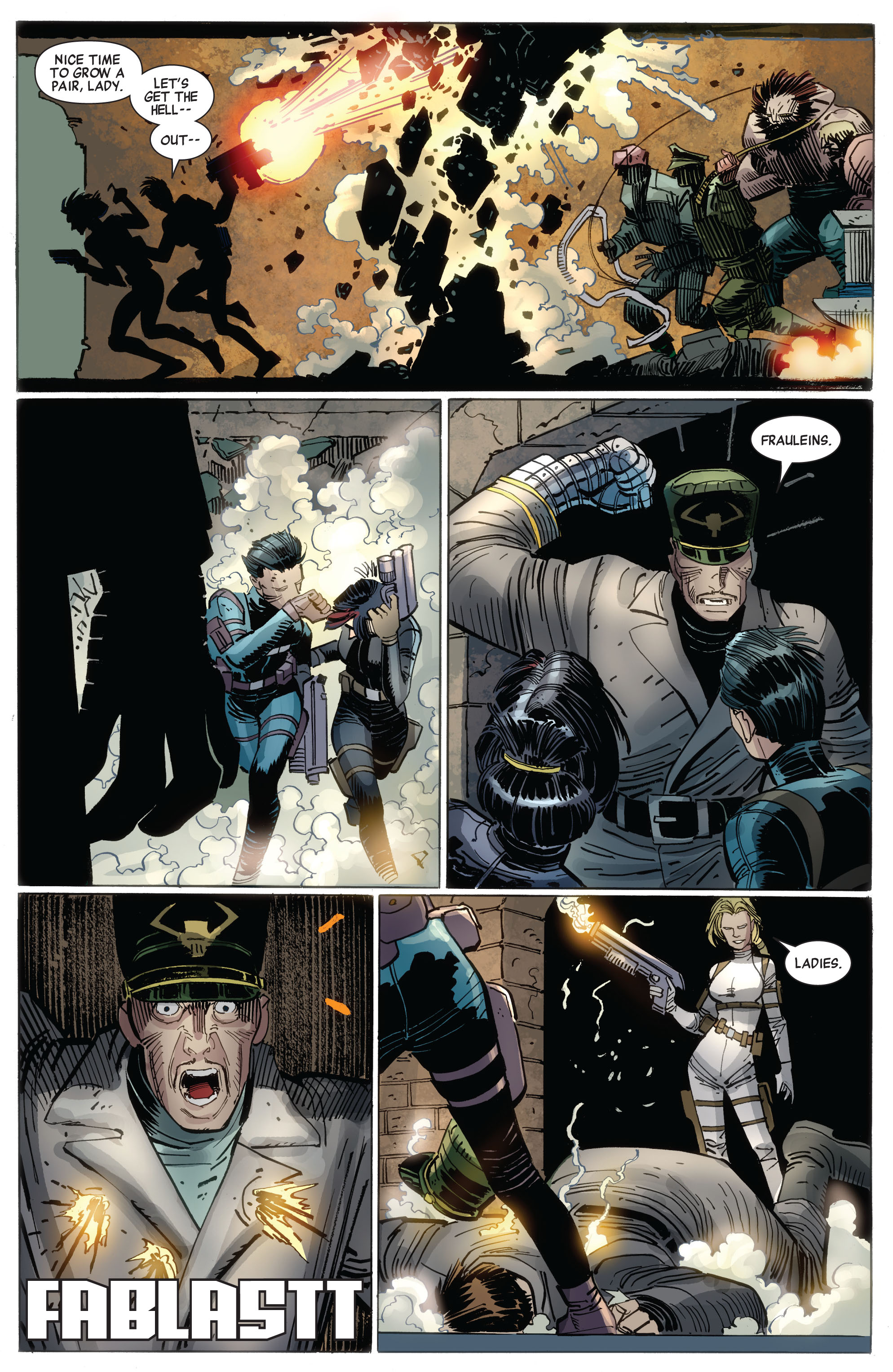 Read online Avengers (2010) comic -  Issue #16 - 19