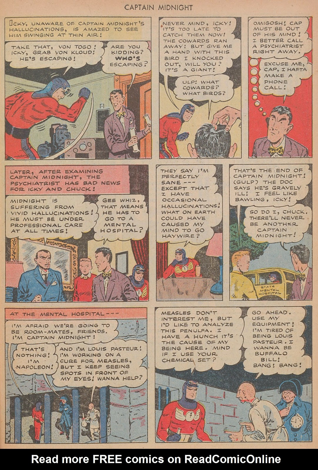 Captain Midnight (1942) issue 29 - Page 27