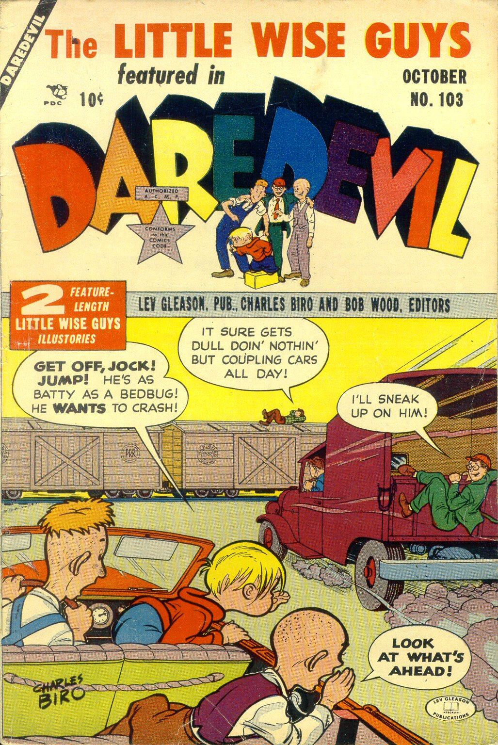 Daredevil (1941) 103 Page 1