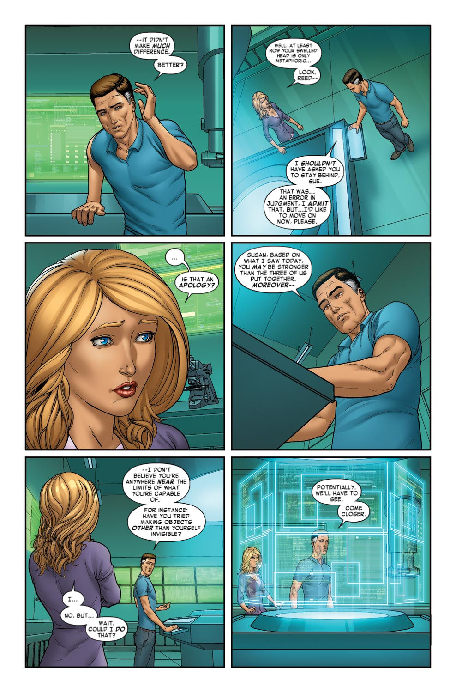 Read online Fantastic Four: Season One comic -  Issue # TPB - 60