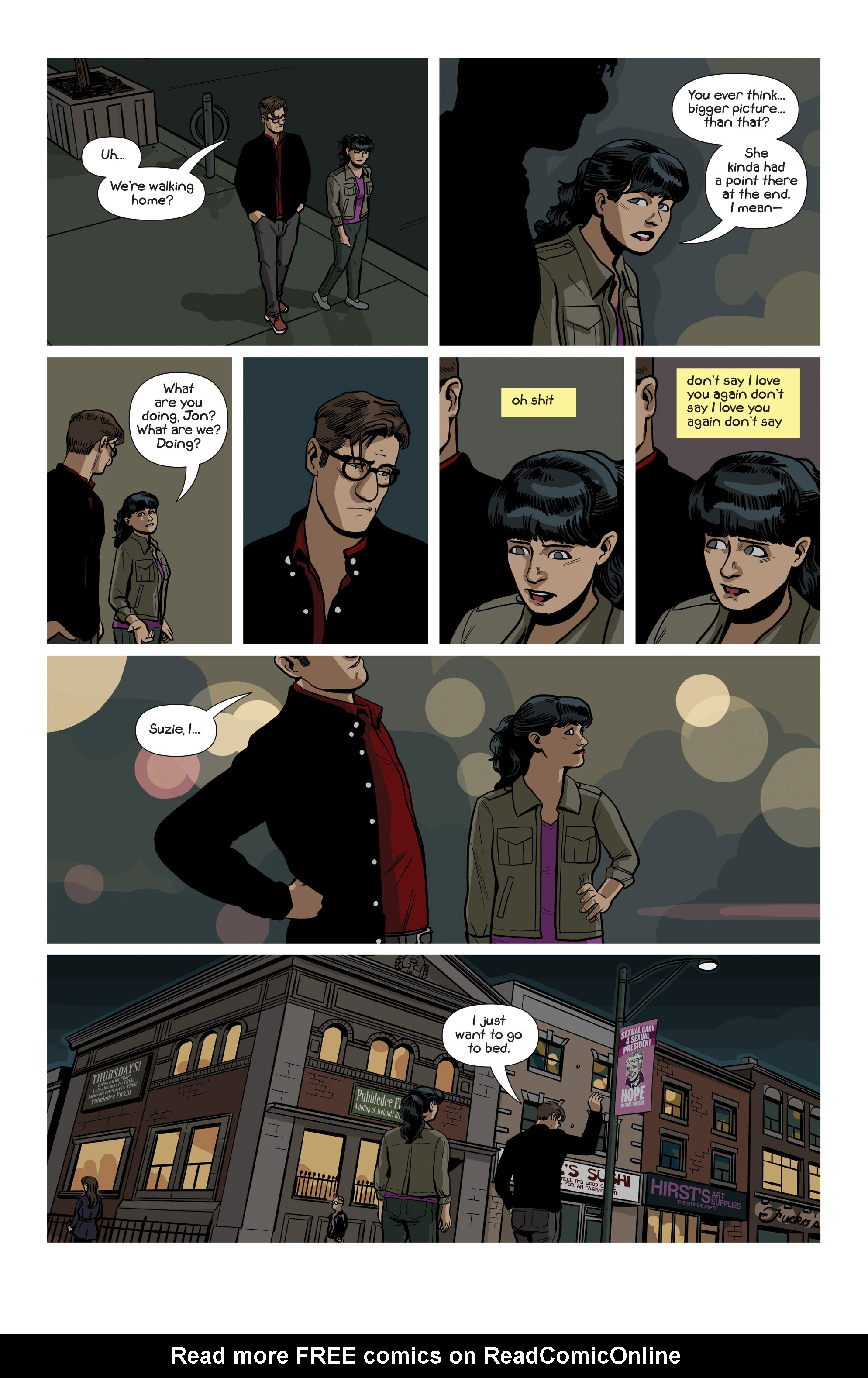 Read online Sex Criminals comic -  Issue #16 - 18