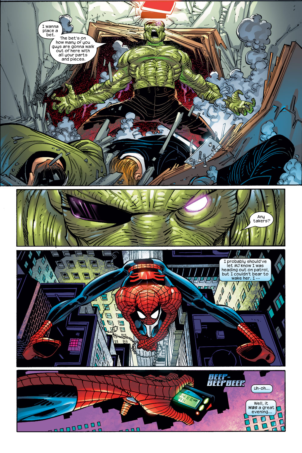 The Amazing Spider-Man (1999) 53 Page 9