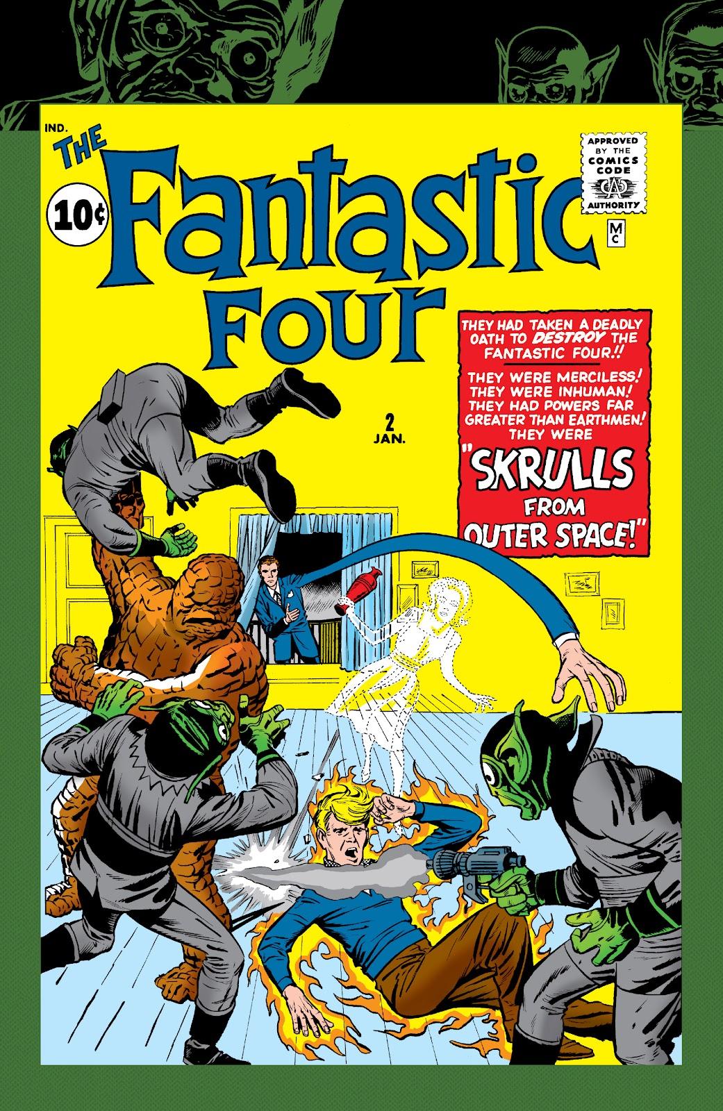 Read online Secret Invasion: Rise of the Skrulls comic -  Issue # TPB (Part 1) - 4