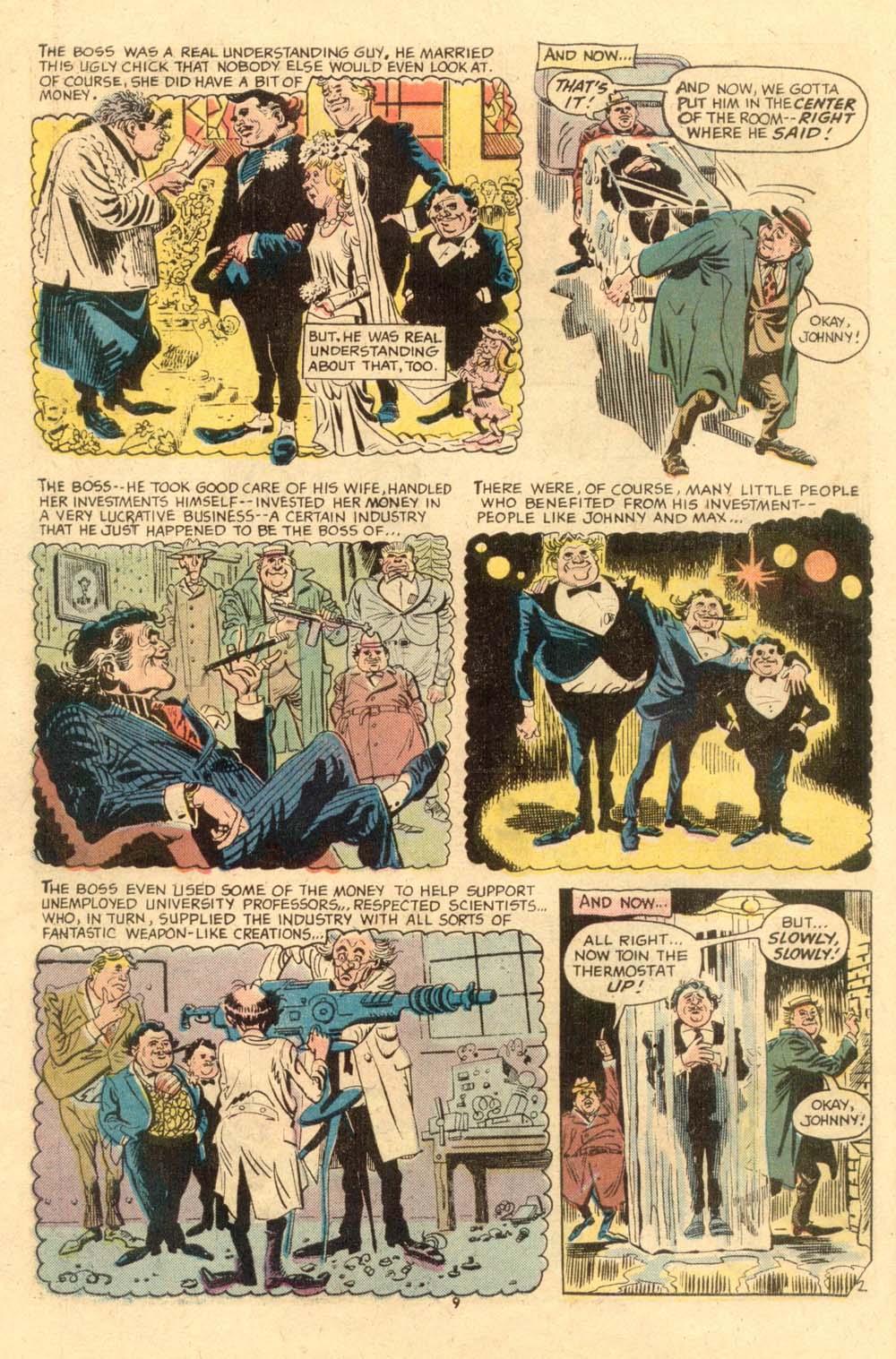 Read online Plop! comic -  Issue #6 - 10