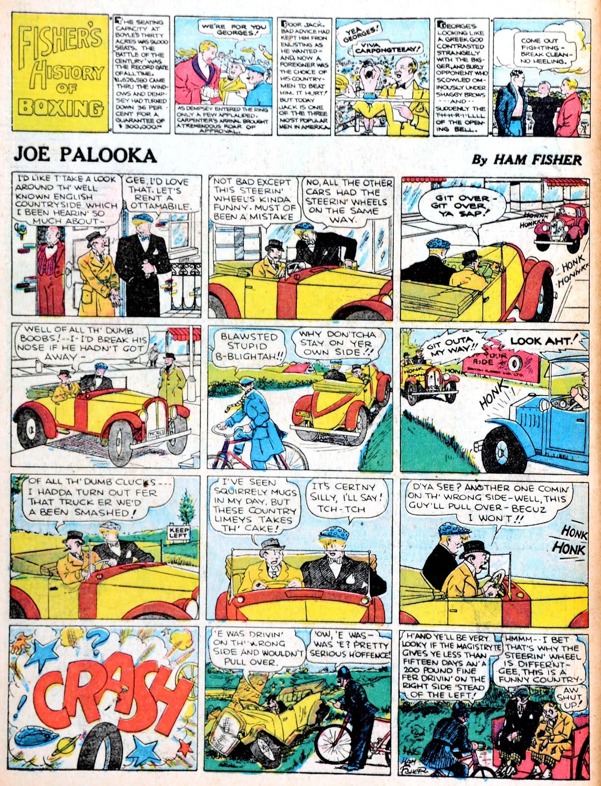 Read online Famous Funnies comic -  Issue #13 - 4