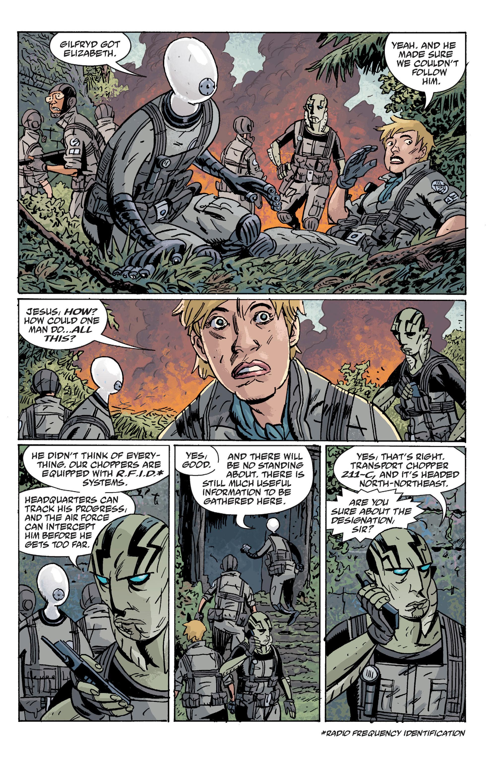 Read online B.P.R.D. (2003) comic -  Issue # TPB 10 - 61