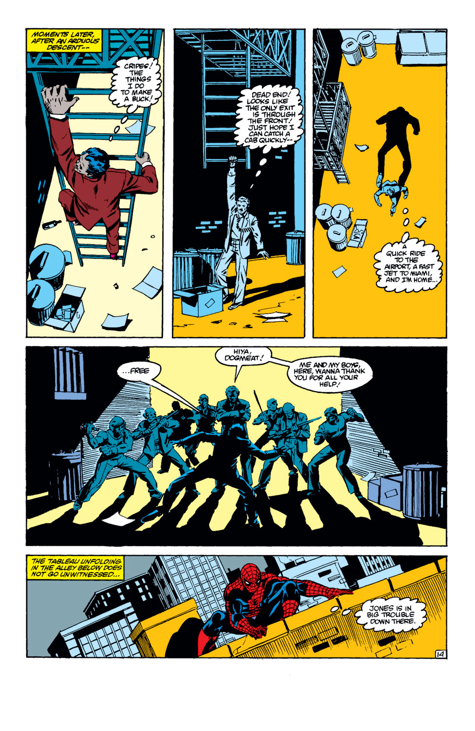 The Amazing Spider-Man (1963) 262 Page 14