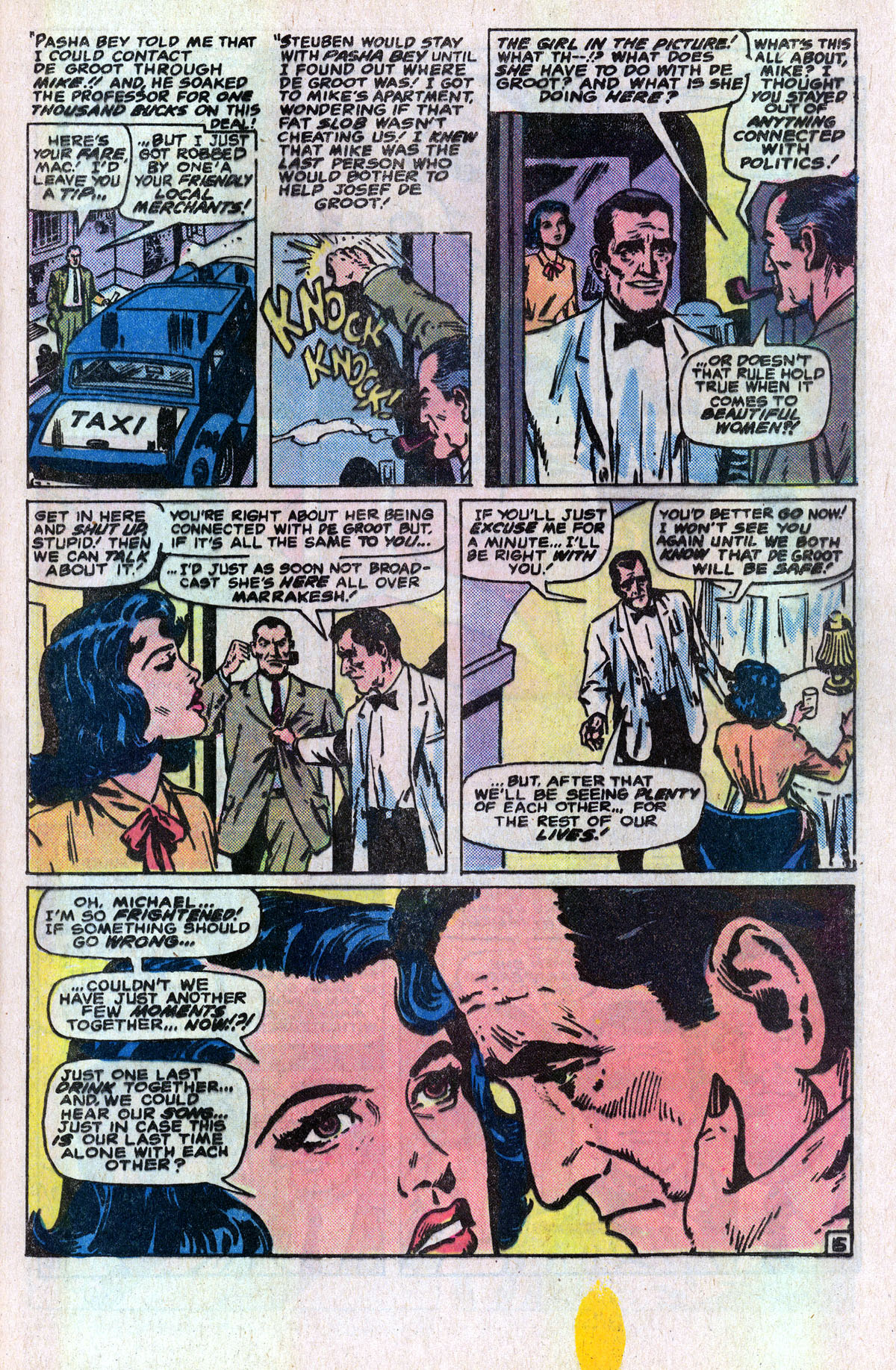 Read online Sgt. Fury comic -  Issue #166 - 24