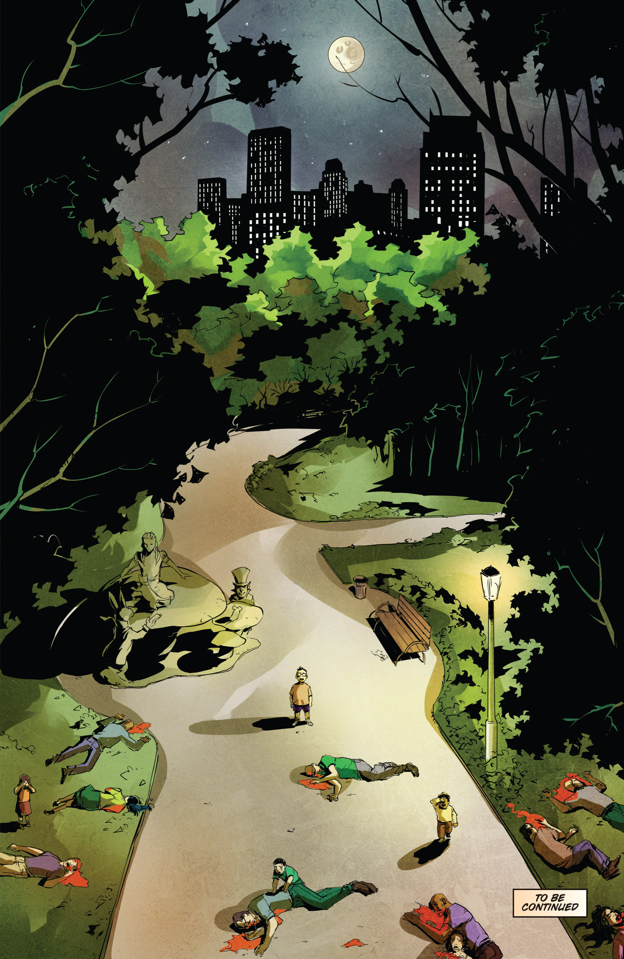 Read online Grimm Fairy Tales presents No Tomorrow comic -  Issue # TPB - 50