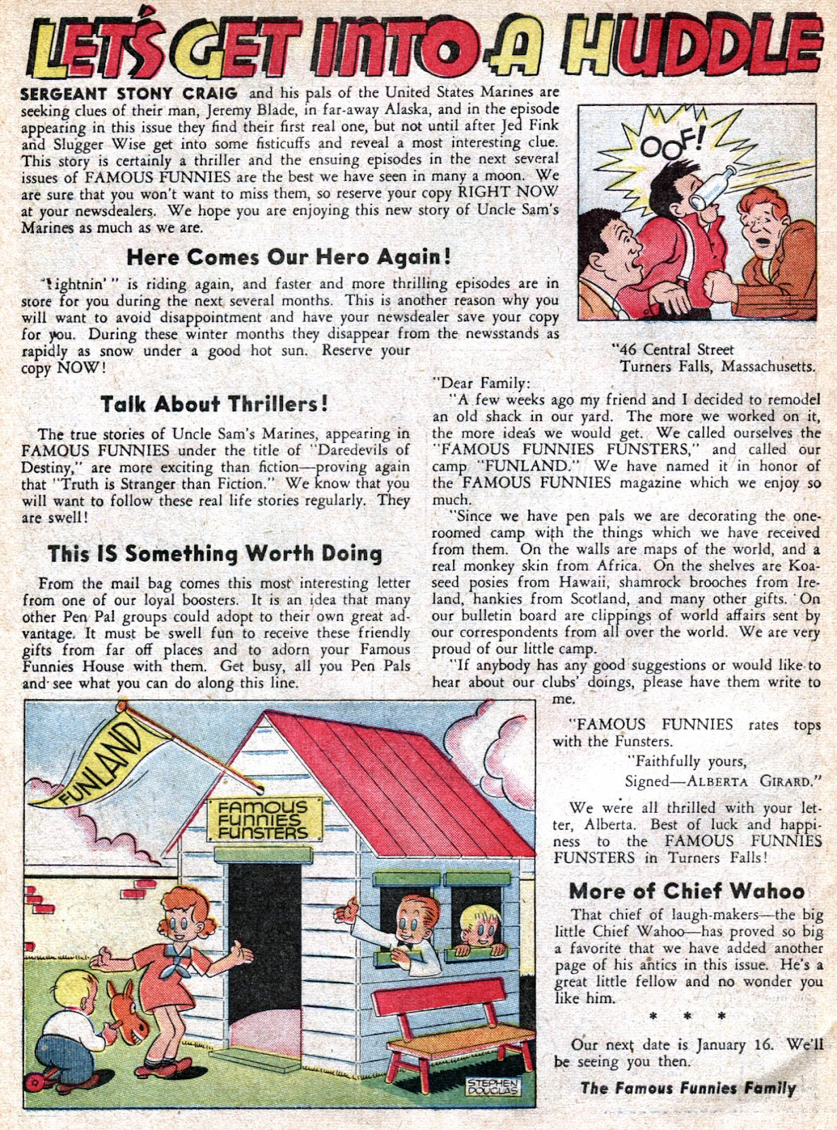 Read online Famous Funnies comic -  Issue #66 - 10