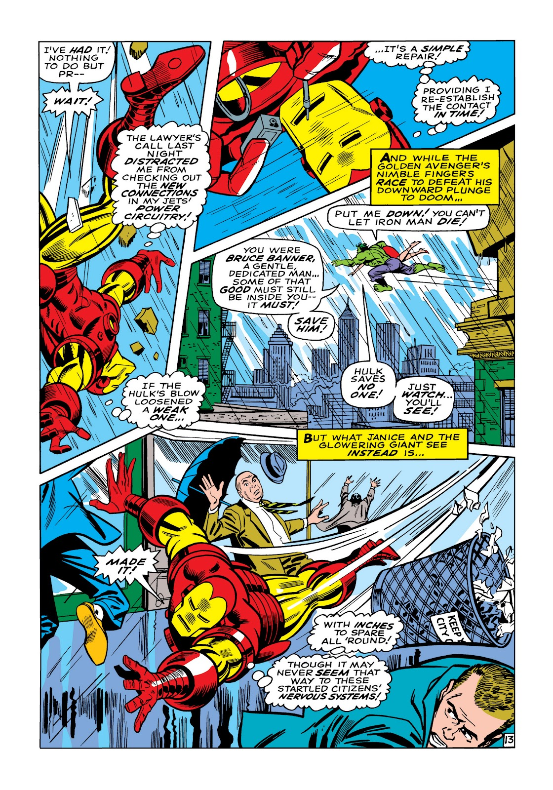 Read online Marvel Masterworks: The Invincible Iron Man comic -  Issue # TPB 5 (Part 2) - 67