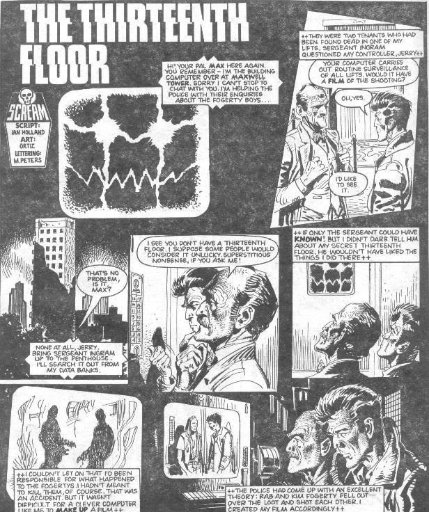 Read online The Thirteenth Floor (2007) comic -  Issue # Full - 21