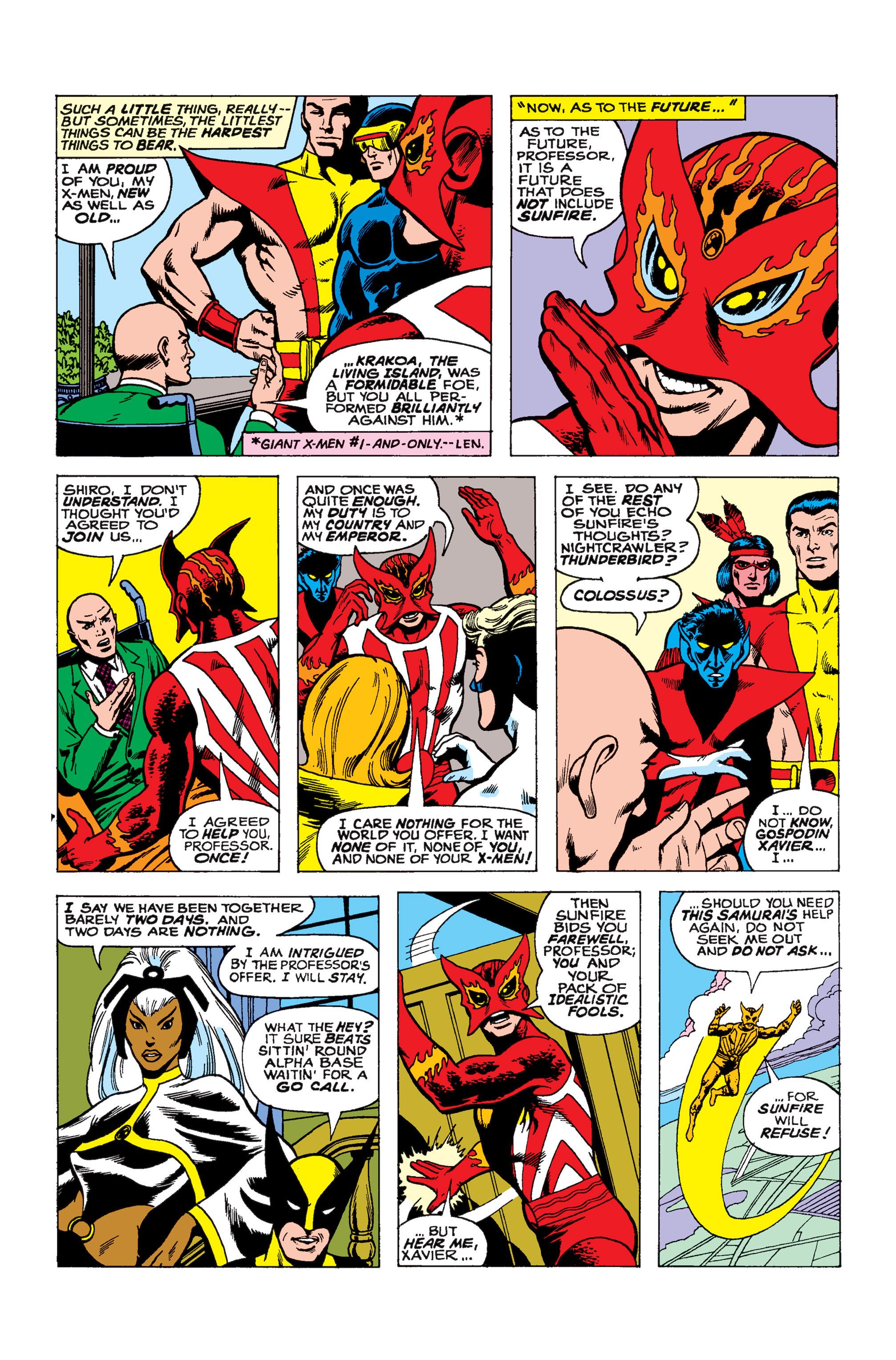 Uncanny X-Men (1963) 94 Page 2