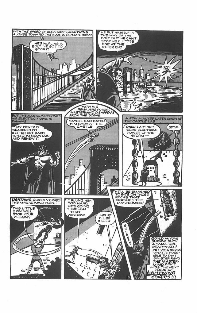 Read online Men of Mystery Comics comic -  Issue #29 - 21